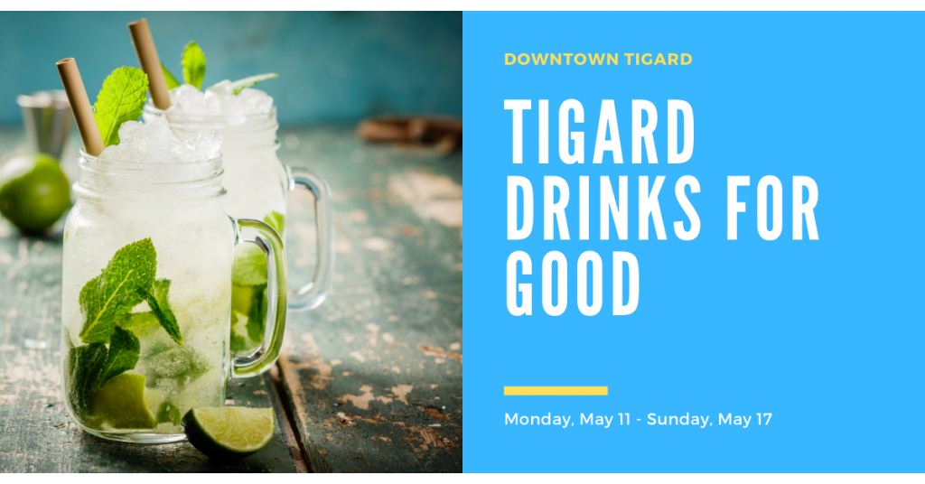 Tigard Drinks for Good 2
