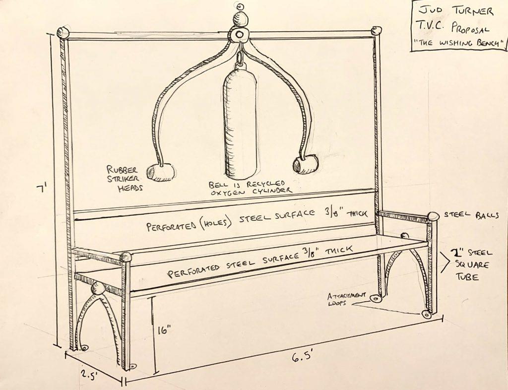 Music bench 3