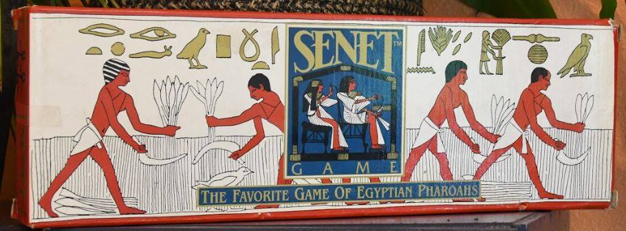 Senet Game bar